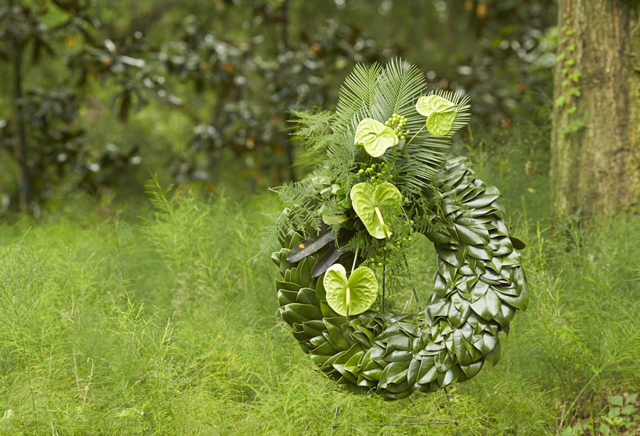 Alpha Fern Wreaths